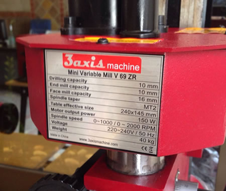 3axis machine